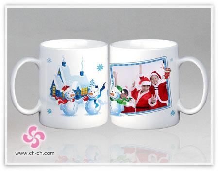 圣诞节礼品杯
